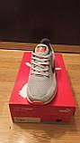Кроссовки Nike серые сетка, фото 2