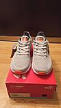 Кроссовки Nike серые сетка, фото 4