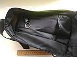 Сумка нагрудна через плече / рюкзак Monster energy 42х16х7 см, фото 5