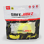 Капа боксерская детская SAFEJAWZ Intro Series Желтая, фото 2