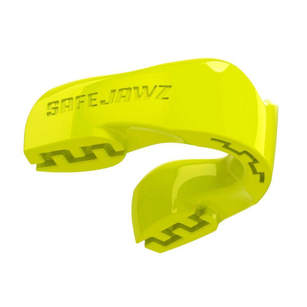 Капа боксерская SAFEJAWZ Intro Series Желтая