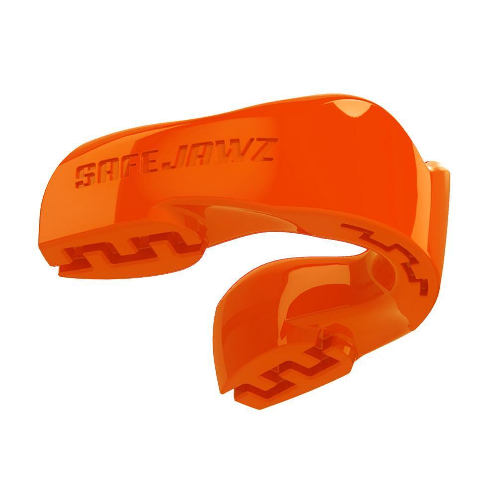 Капа боксерская SAFEJAWZ Intro Series Оранжевая