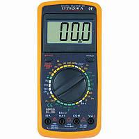 Цифровой Мультиметр DT 9208. Тестер вольтметр амперметр,