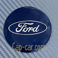 Наклейки для дисков с эмблемой Ford. ( Форд ) Цена указана за комплект из 4-х штук
