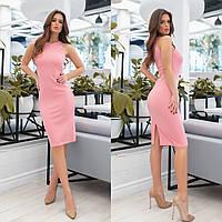 """Стильное платье мини """" Бисквит """" Angelo Style, фото 1"""