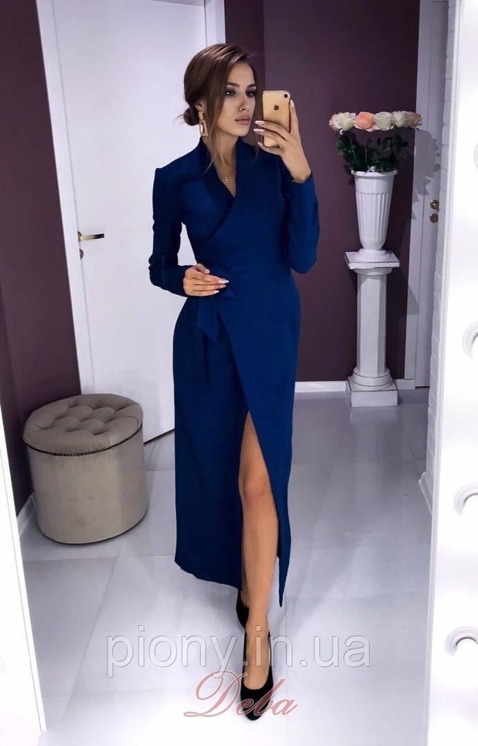 Женское Стильное Платье-Халат