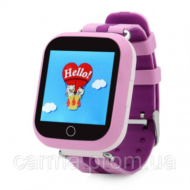 Детские наручные часы Smart Q100 Розовые