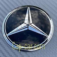 Наклейки для дисків з емблемою Mercedes Benz. ( Мерседес ) Ціна вказана за комплект з 4-х штук