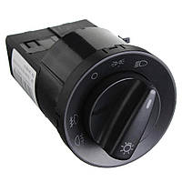 Перемикач світла VAG (Без режиму Auto, силовий роз'єм) - 1C0941531A