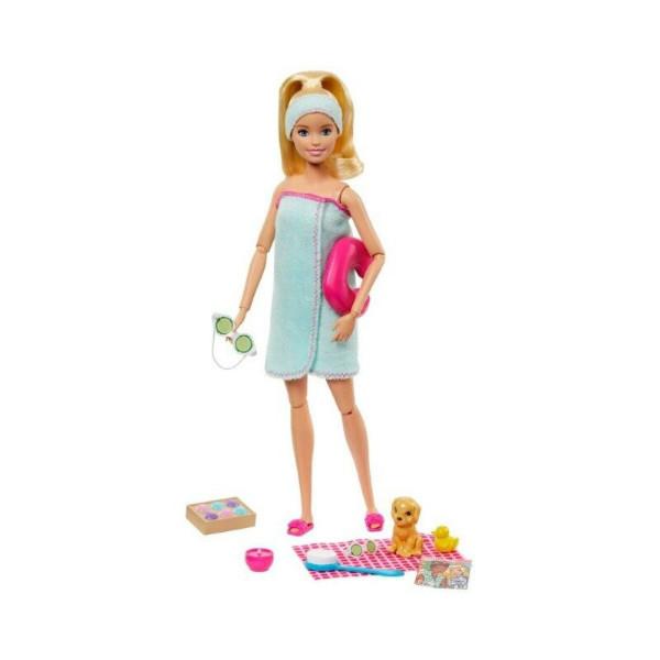 Barbie Барби SPA-процедуры GJG55 GKH73 spa day doll