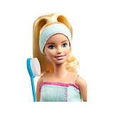 Barbie Барби SPA-процедуры GJG55 GKH73 spa day doll, фото 3