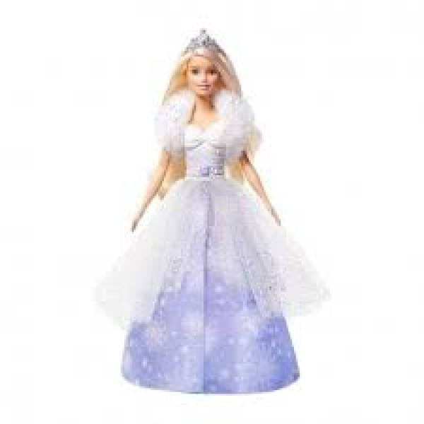 Barbie Барби дримпопия Зимняя магия GKH26 Dreamtopia Winter Magic