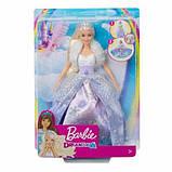 Barbie Барби дримпопия Зимняя магия GKH26 Dreamtopia Winter Magic, фото 4