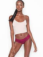 Трусики кружевные Victorias Secret трусы Виктория Сикрет XS