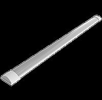 Светильник светодиодный 36Вт Gauss IP20  2270lm 6500K cталь 1195*74*24мм