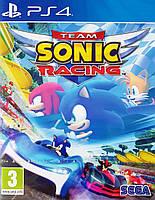 Team Sonic Racing (Недельный прокат аккаунта)