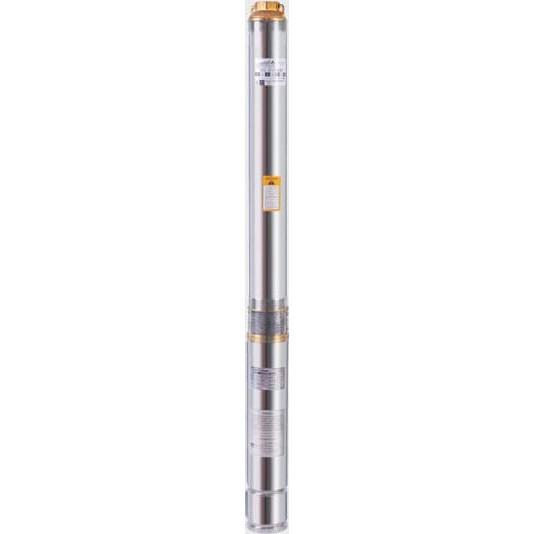 Глубинный насос Euroaqua 90 QJD126 - 1,5 кВт + контрольбокс