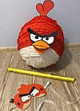 Піньята - Angry Birds Енгрі Бердс. Є розміри. Медаль в ПОДАРУНОК ., фото 2