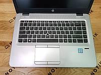 Ноутбук HP EliteBook 840 G3 i5-6300u/8Gb/256Gb SSD/ FULL HD (ГАРАНТІЯ), фото 4