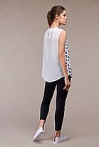 Лёгкая летняя блузка, размер от 44 до 48, фото 3