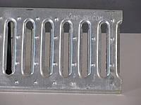 Усиленая дренажная стальная решетка, ливневая решетка, стандартпарк гидролика standartpark, фото 1