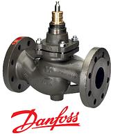 Двухходовые седельные регулирующие клапаны Danfoss VFS 2 (DN15-DN100)