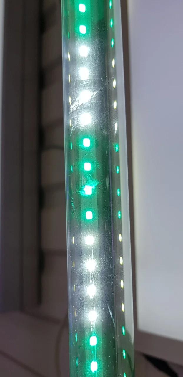 LED Лампа для Аквариума 9W 60см 220V