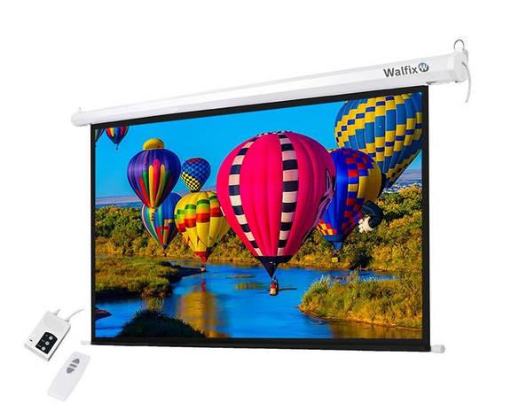 """Екран моторизований Walfix 100"""" (200х150, 4:3) (TLS-3), фото 2"""