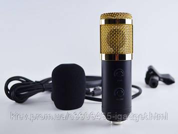 Микрофон студийный Конденсаторный VGS M-800U PRO-MIC