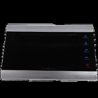 Цветной AHD видеодомофон Green Vision GV-055-AHD-J-VD7SD silver