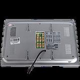 Цветной AHD видеодомофон Green Vision GV-055-AHD-J-VD7SD silver, фото 3