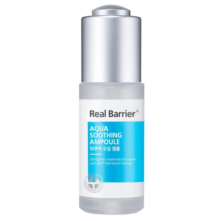 Заспокійлива ампульних сироватка Real Barrier Aqua Soothing Ampoule