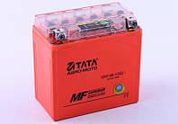 Аккумулятор 7Аh-12N7-4B OUTDO (гелевый, оранж. С ИНДИКАТОРОМ) 137*77*124mm - Мотоцикл 2019 г.