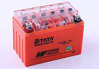 Аккумулятор 9Аh-YTX9-BS OUTDO  (гелевый, оранж.) 150*85*105mm 2019 г.