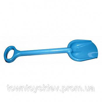 Игрушка ''Лопата большая №1'' 013955 (Голубая)