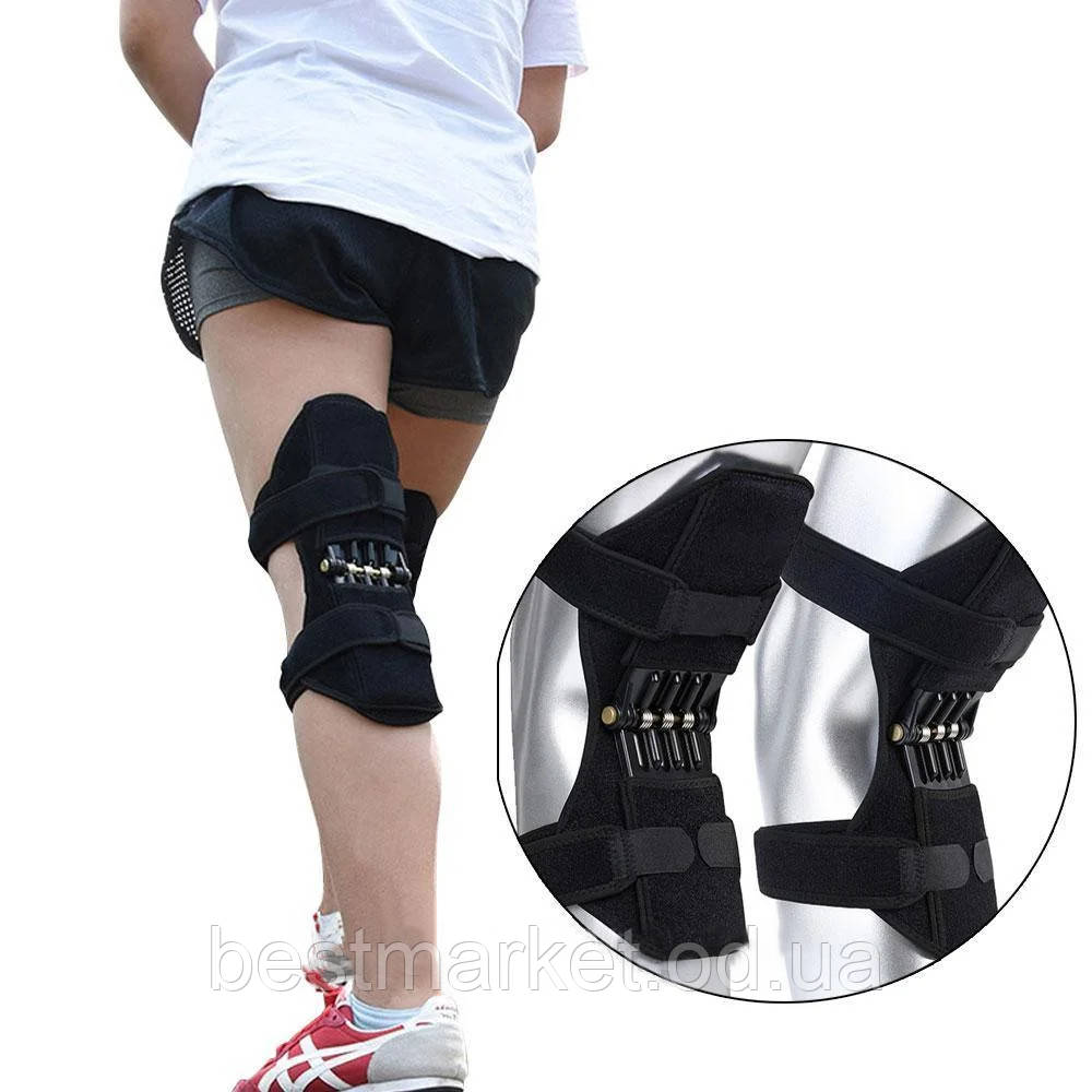 Корсет Фиксатор для Поддержки Коленного Сустава Power Knee Defenders