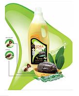 Бесфосфатный гель для стирки Lora Savon Noir (Черное мыло) 2л