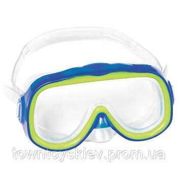 Bestway Маска для плавания 22054 (Синий)