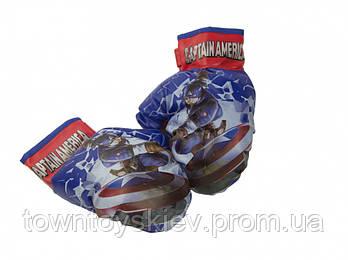Боксерский набор M 6226 (Captain America)