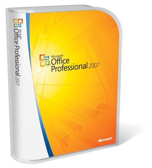 Microsoft Office 2007 Pro Rus OEM (269-13752) поврежденная упаковка
