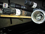 Гнучкий вал до глибинного вібратора ЕВ-260.02 (ВС-400) 3м, фото 5