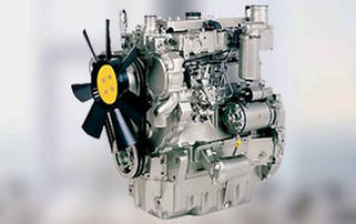Детали двигателя экскаватора JCB