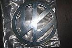 Передняя эмблема (под оригинал) для Volkswagen T5 Transporter 2003-2010 гг.