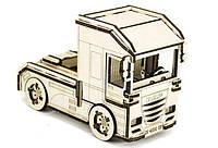 Дерев'яний конструктор Вантажівка DAF