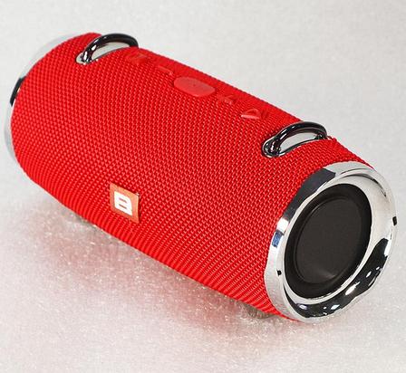 """Портативная колонка Bluetooth """"B"""" Mini XERTMT 2 Red красный, фото 2"""