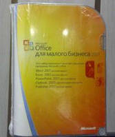 Microsoft Office 2007 Small Business Win32 Russian BOX (W87-01094)