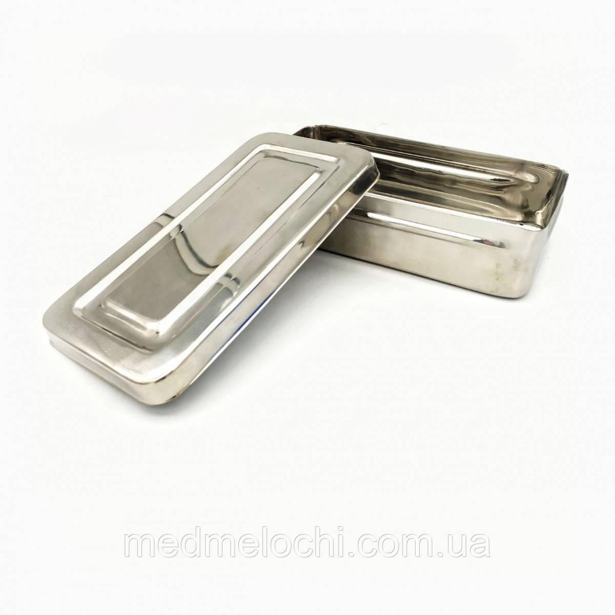 Бокс для стерилізації інструменту 20 х 10 х 4,25 см