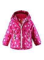 Зимняя куртка Рейма для девочки. Размер 92.