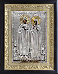 Икона Святые кн. Петр и  Феврония