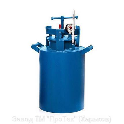 Автоклав HousePro-24 бытовой на 24 пол литровых банок (13 литровых), фото 2